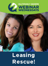 Leasing Rescue! Positioning Your Property for Ultimate Success!