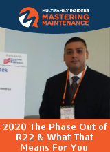Mastering Maintenance: 2020 The Phase Out of R22 & What That Means For You