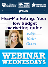 Flea-Marketing: Your low budget marketing guide.