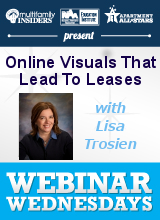 Eye Candy - Online Visuals That Lead To Leases