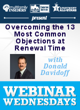 Overcoming the 13 Most Common Objections at Renewal Time