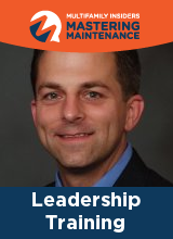 Mastering Maintenance: Leadership Training for Service Managers