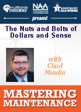 Mastering Maintenance: The Nuts and Bolts of Dollars and Sense