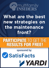 What are the best new strategies on the maintenance front?