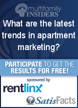 What are the latest trends in apartment marketing?