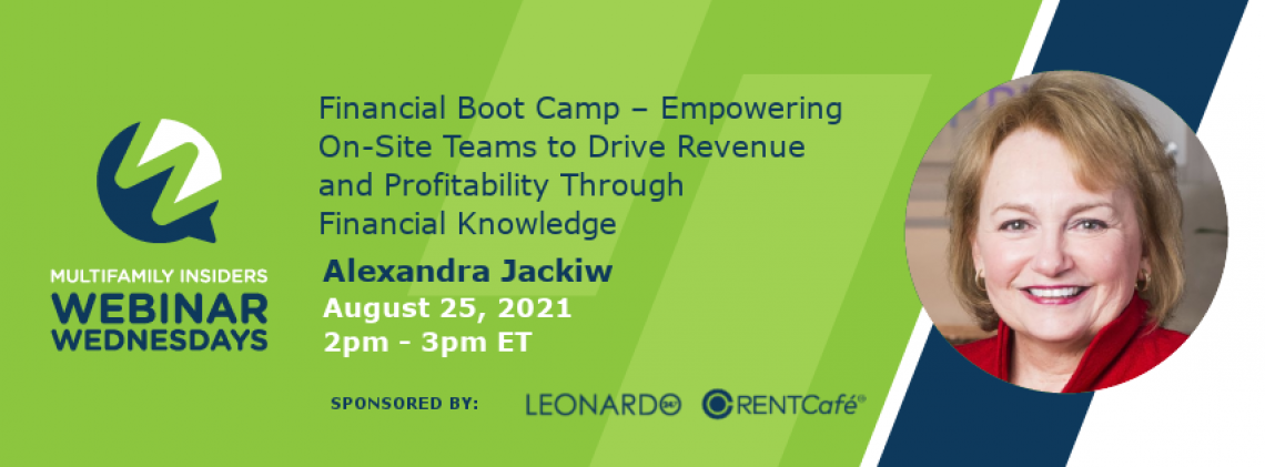 Financial Boot Camp – Empowering On-Site Teams to Drive Revenue and Profitability Through Financial Knowledge