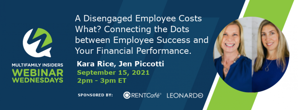 A Disengaged Employee Costs What? Connecting the Dots between Employee Success and Your Financial Performance.