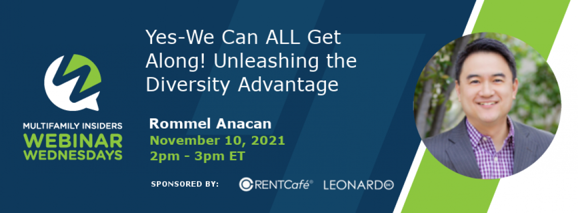 Yes, We Can ALL Get Along! Unleashing the Diversity Advantage