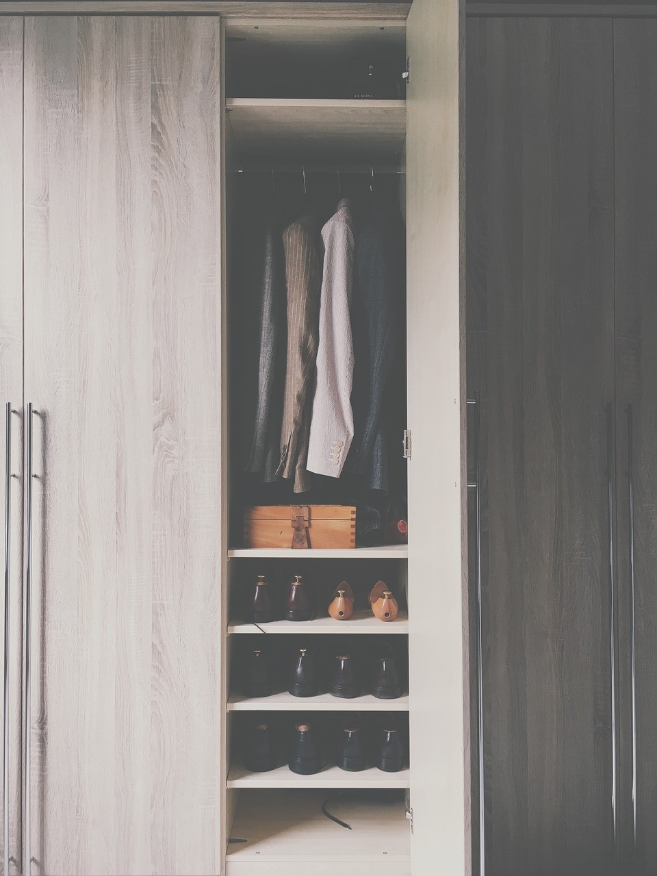 Closets: The Untapped Resource