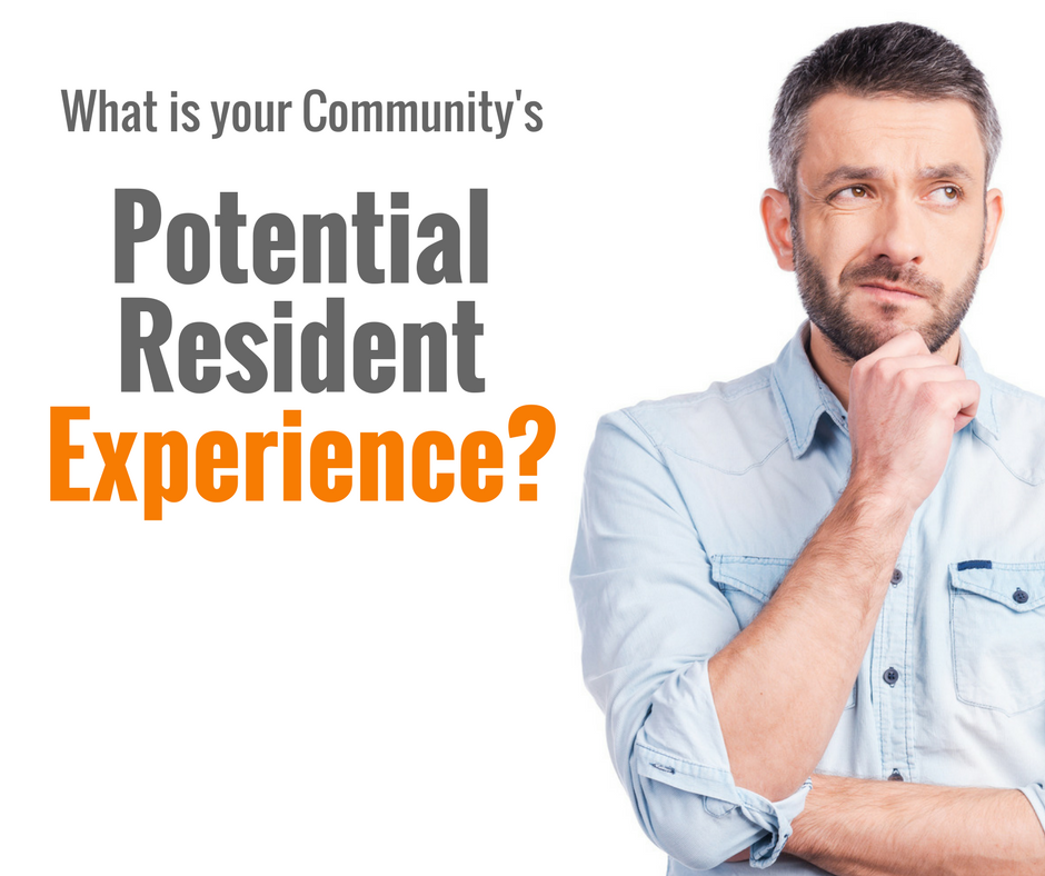"What is Your Community's ""Potential Resident Experience""?"