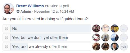Self-Guided Tours Are Going to Take Your Jobs!  Or Not??