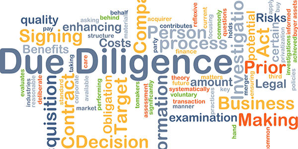 Due Diligence and Hiring a Property Management Team