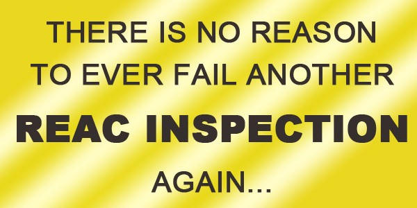 Using Software to Manage REAC Inspections