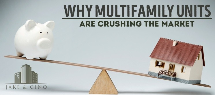 Why Multifamily Units are Crushing the Market & The Four Market Phases!
